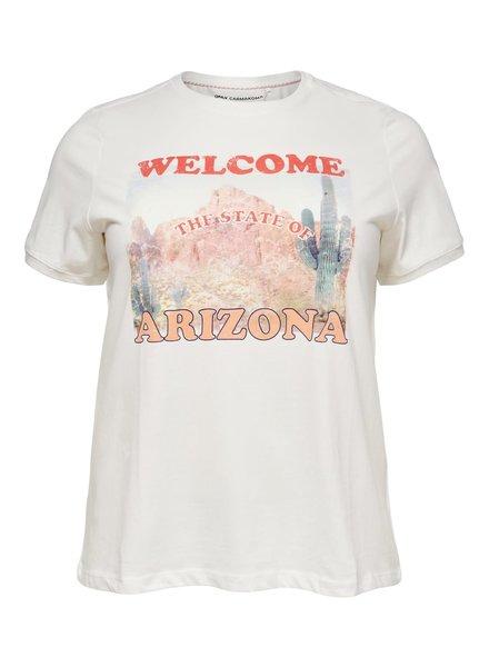 Only Carmakoma tshirt Bria