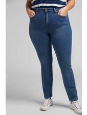 Lee jeans classic straight plus mid evita