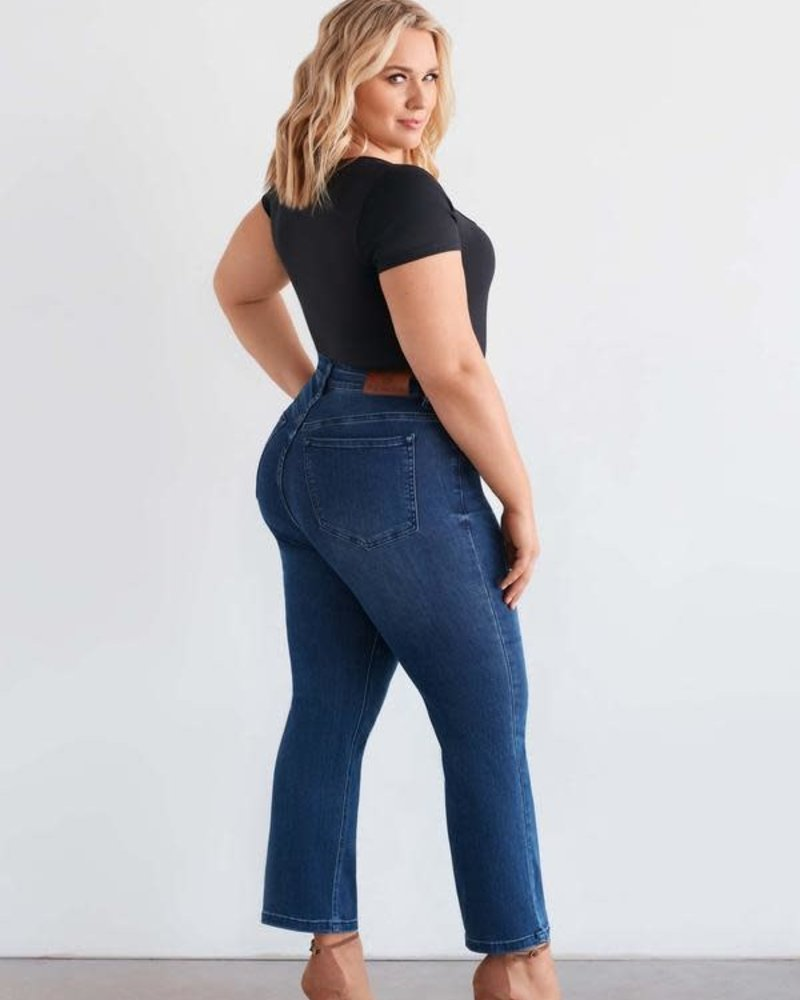 Fox Factor straight fit cropped Roxy