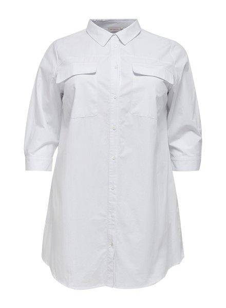 Only Carmakoma lang overhemd  Corinne