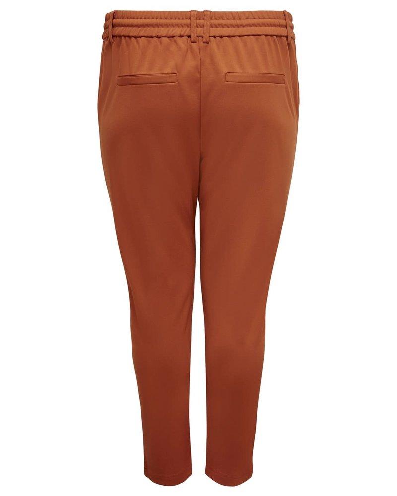 Only Carmakoma Goldtrash pants arabian spice