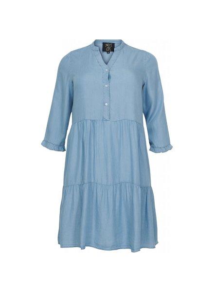 No.1 by Ox flare dress tencel
