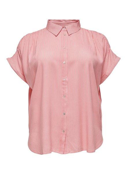 blouse Marok streep