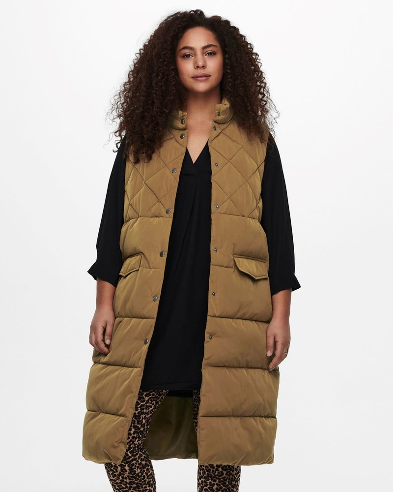 quilted waistcoat Stacy