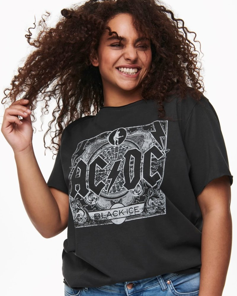 Only Carmakoma Tshirt ACDC