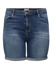 Only Carmakoma denim shorts laola
