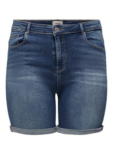 Only Carmakoma denim shorts laola