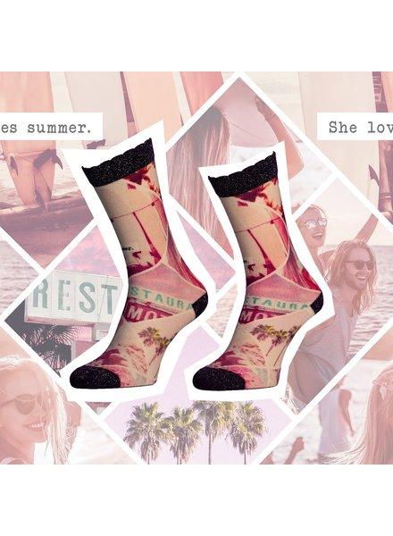 Sock My Feet sock my summer vibes
