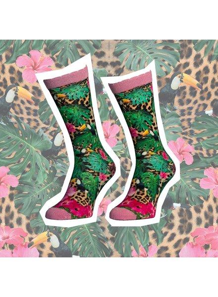 Sock My Feet sock my toucan