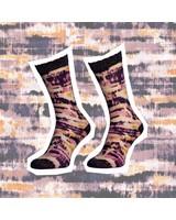 Sock My Feet sock my african grun