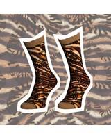 Sock My Feet sock my african text