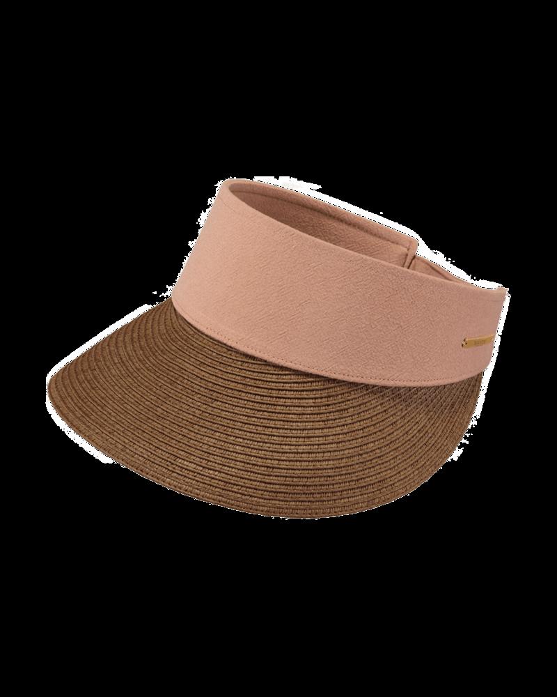 Sun visor Vesder dusty pink