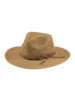 Barts Fedora hat Arday light brown