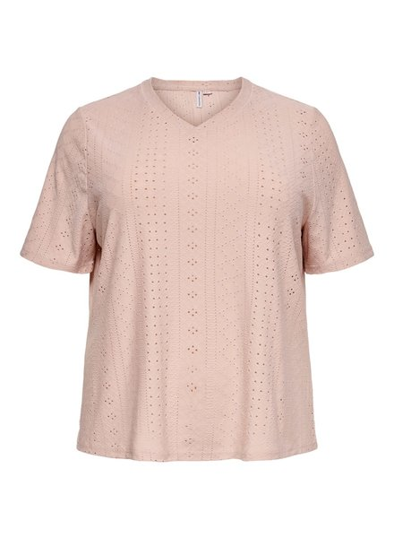 Only Carmakoma shirt Silje rose