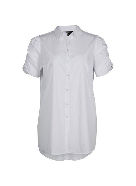 long blouse Sierra white
