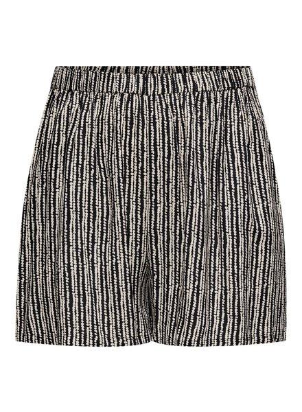 Only Carmakoma shorts Mille dot stripe