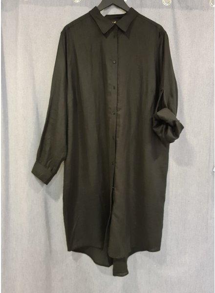 No.1 by Ox blouse linnen black