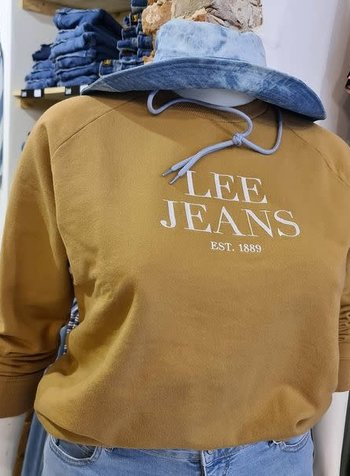 Lee sweat tocacco brown