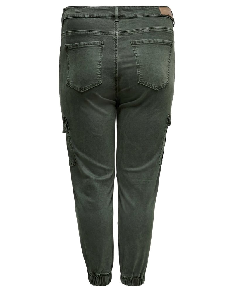 Only Carmakoma Cargo ankle pants Miss rosin