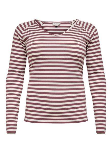 shirt lm Gigi rose/brown