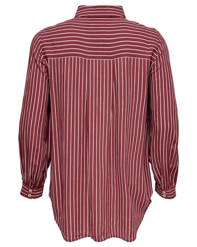 Only Carmakoma blouse Casja