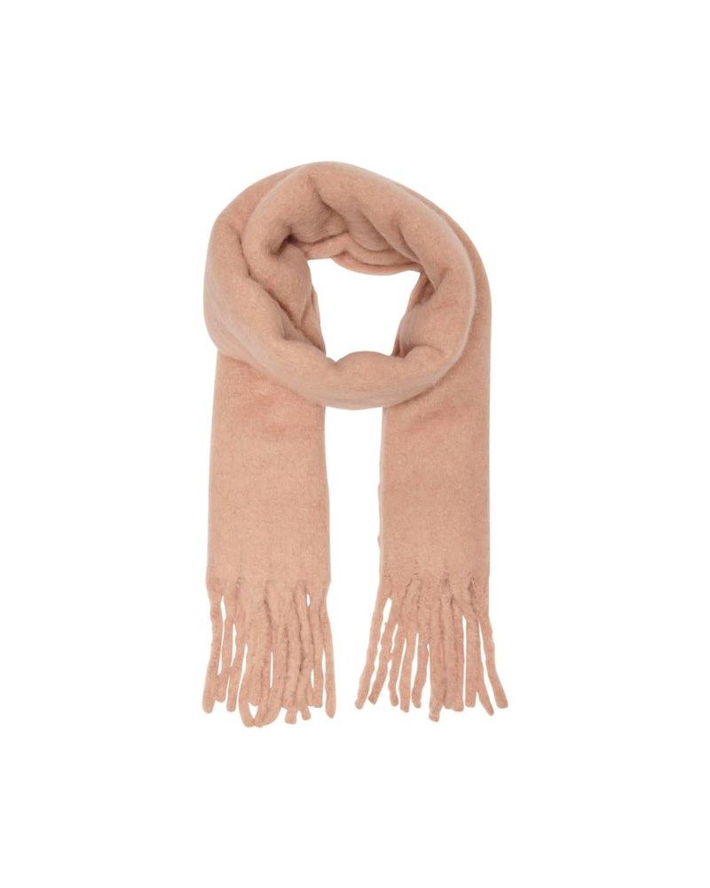 Only Carmakoma scarf Julie rose smoke