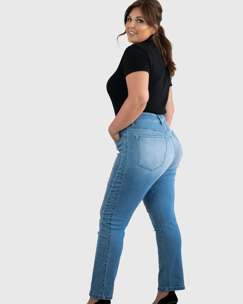 ROXI straight jeans