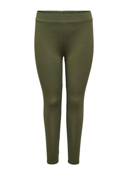 basic legging groen