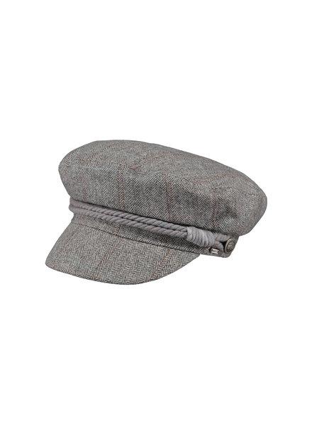 Barts skipper cap grey