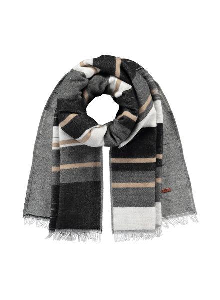 scarf Netu dark heather
