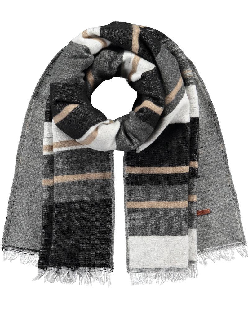 Barts scarf Netu dark heather