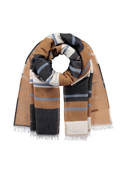 scarf Netu navy