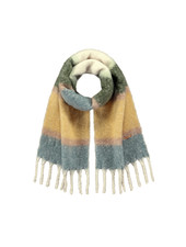Barts scarf Fridan sage