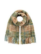 Barts scarf Kristinam bottle green