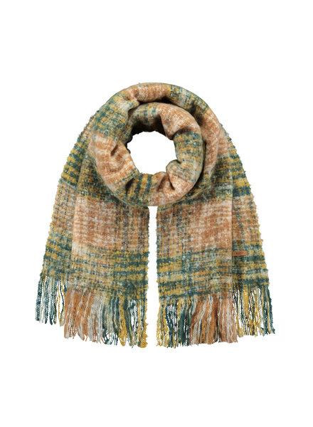 scarf Kristinam bottle green