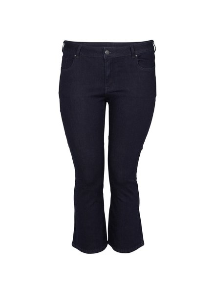 Zoey cropped bootcut jeans Tia
