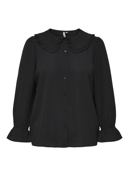 Only Carmakoma blouse collar LuxSilvia