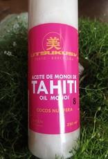 Utsukusy Tahiti Monoi Zonnebrand olie factor 8
