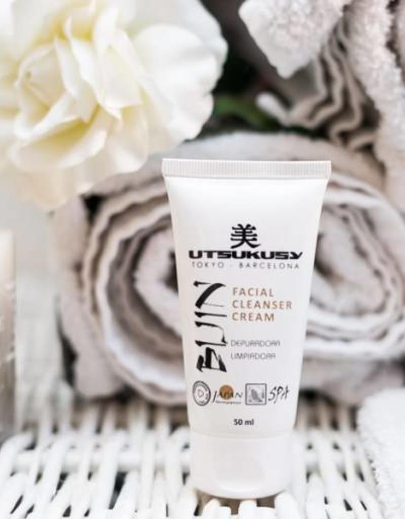 Utsukusy Bijin Facial cleanser cream