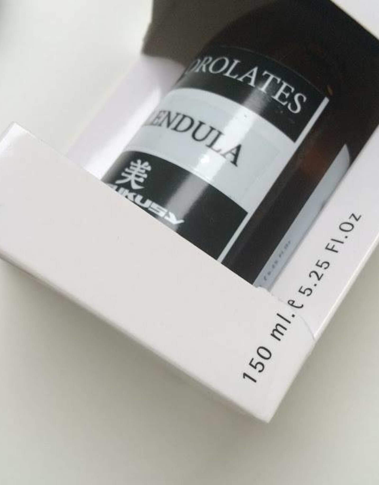 Utsukusy Calendula  (goudsbloem) hydrolaat toner lotion