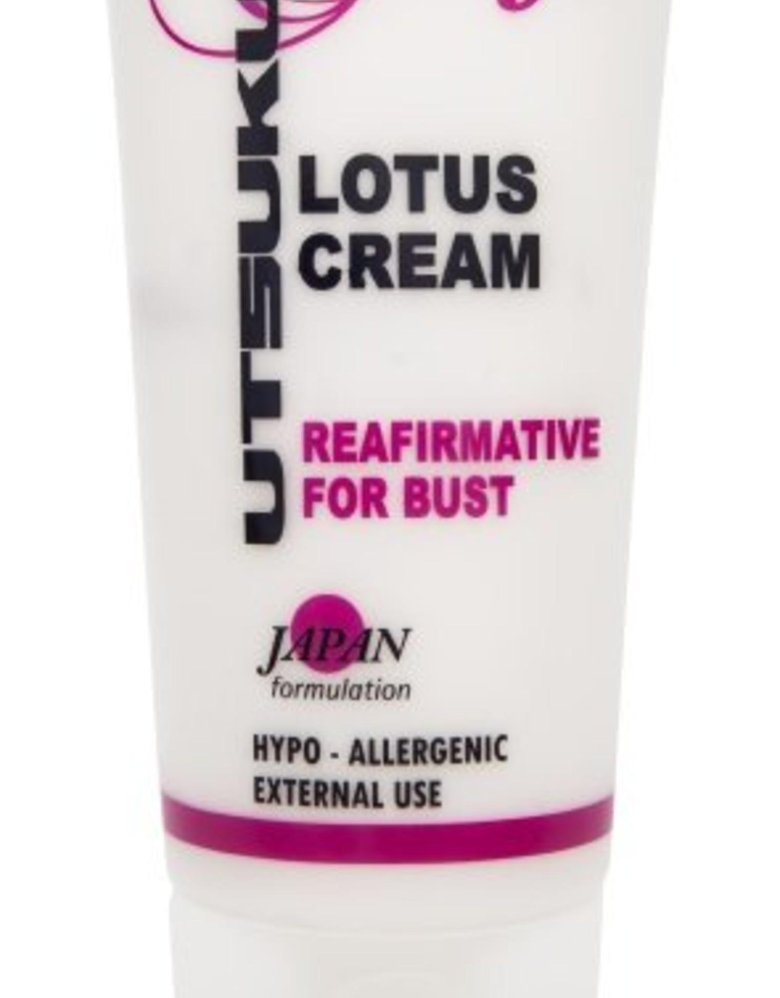 Utsukusy Shiji Lotus cream