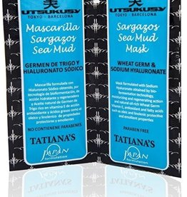 Utsukusy Sea mud facial mask