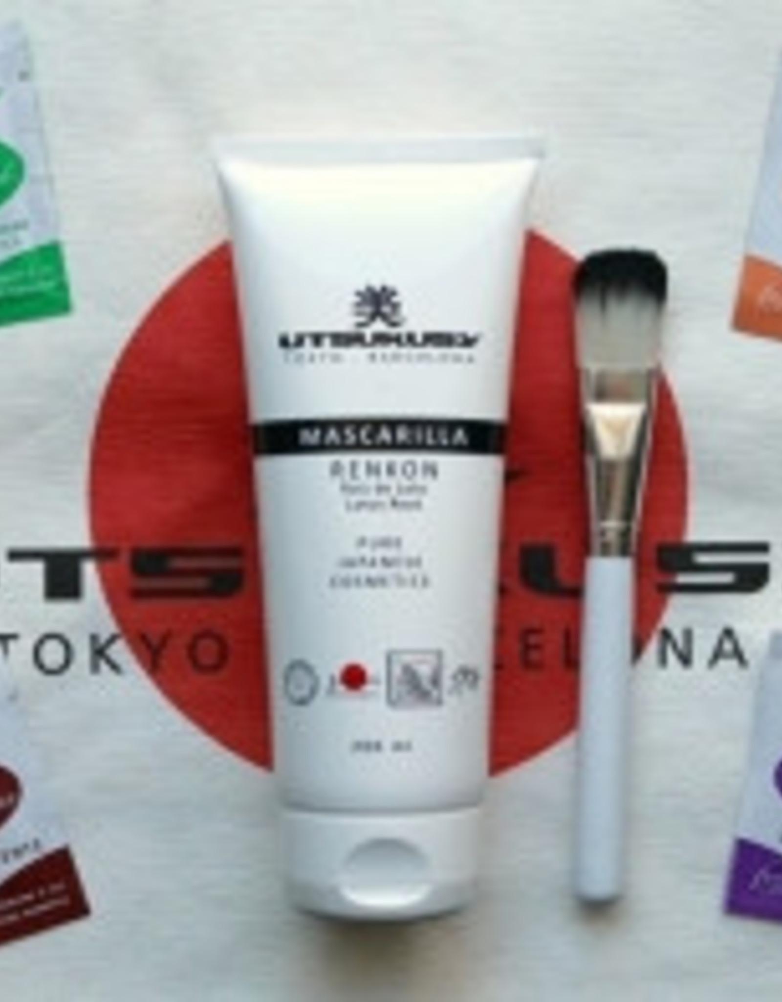 Utsukusy Shashimi Renkon facial mask
