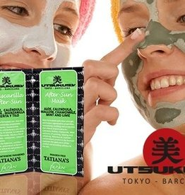 Utsukusy After sun mask with aloë vera