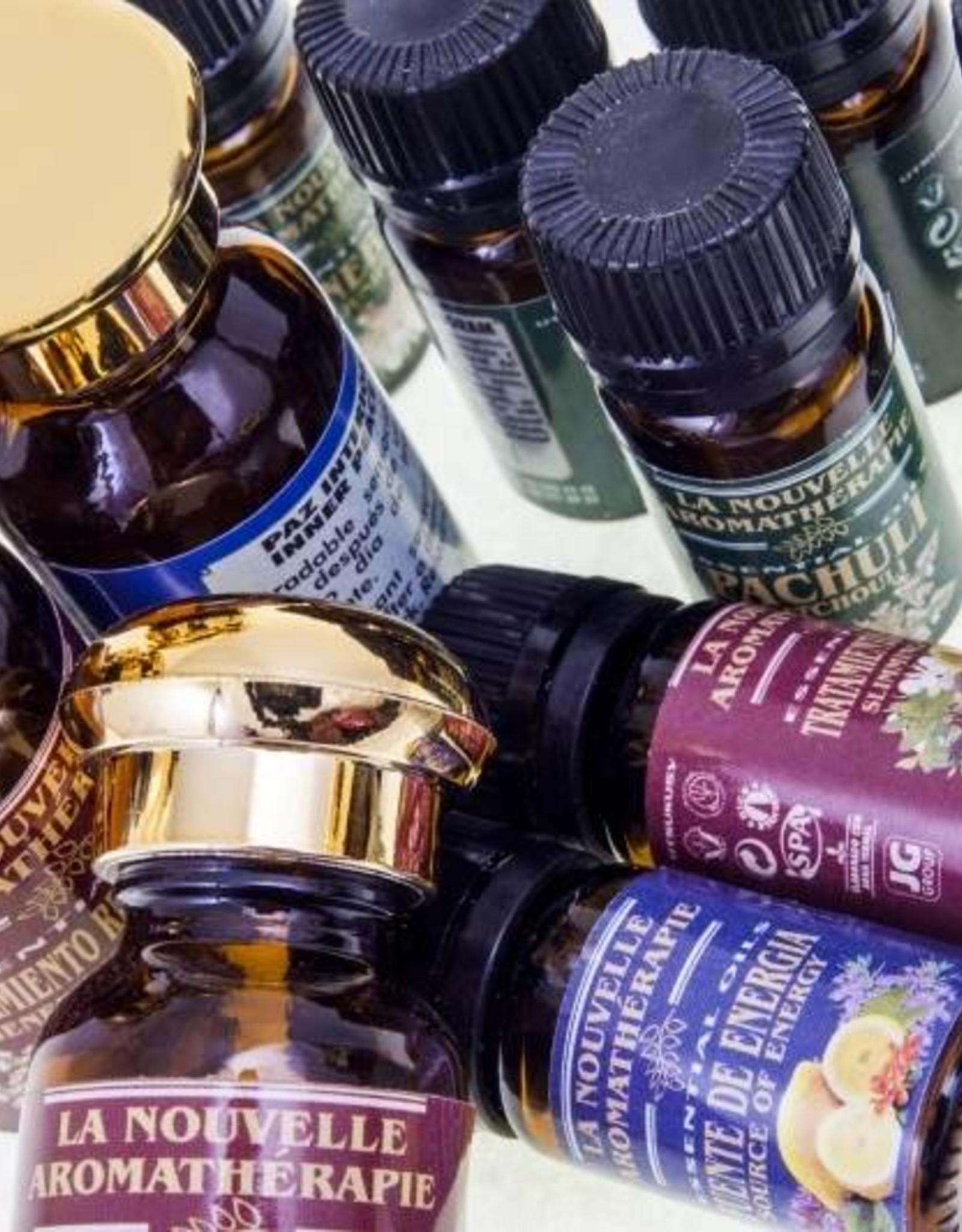 Utsukusy Citroengras etherische olie 6ml