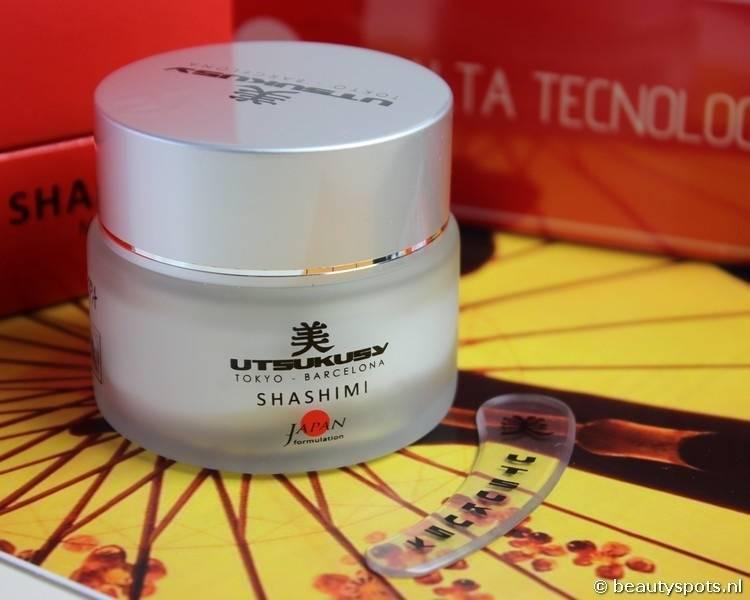 Utsukusy Shashimi moisturizing cream