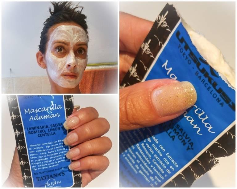 Utsukusy Tatiana's Week | Adaman Kelp, Citroen, Salie en Rozemarijn masker