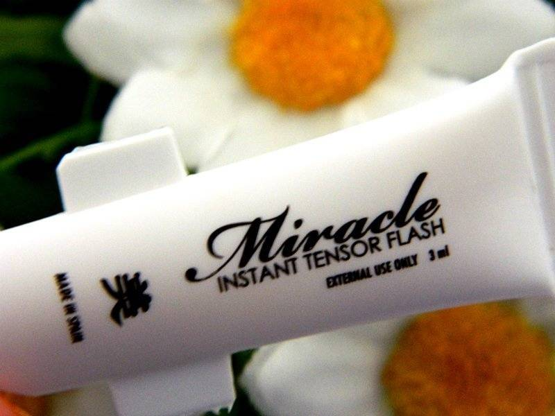 Utsukusy- Miracle Instant Tensor Flash- Review!