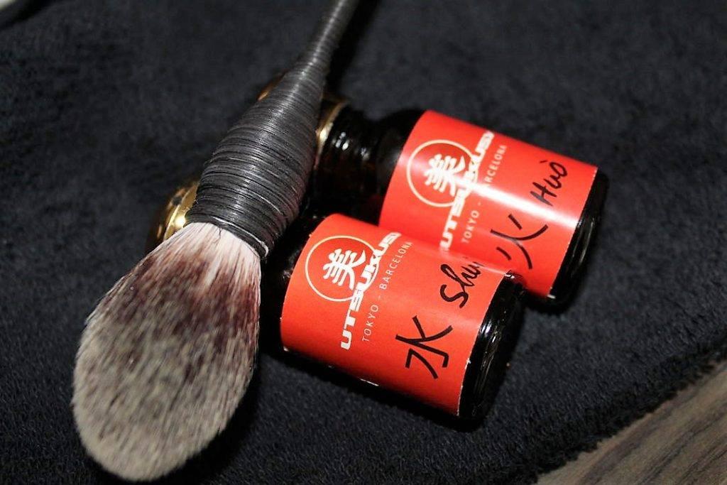 Matcha Thee Ritueel van Utsukusy Natuurlijke Cosmetica