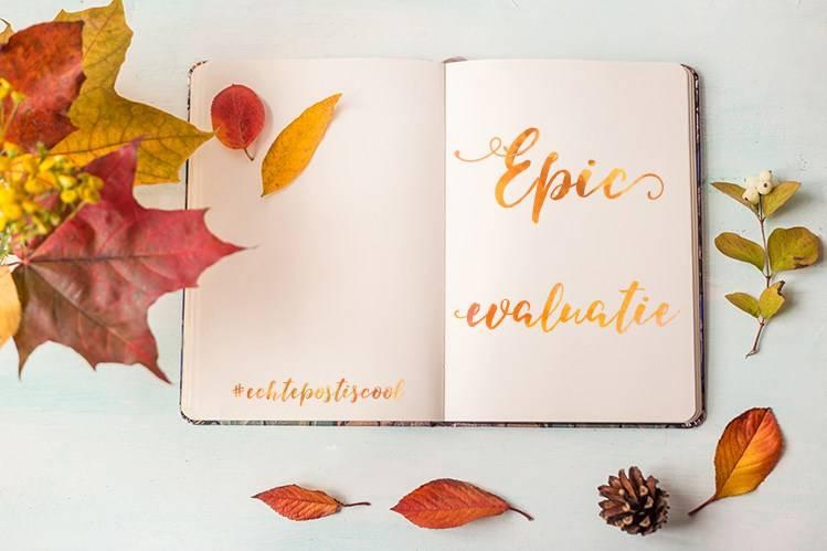 Evaluatie van de 3e editie van EPIC #echtepostiscool